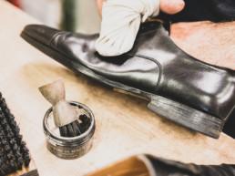Cirage chaussures Lyon